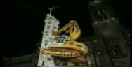 Thumbnail for Liebherr Excavator climbing tower