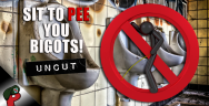 Thumbnail for Sit Down to Pee, You Bigots! | Ride and Roast