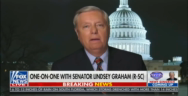 "Thumbnail for Lindsey Graham: ""Potentially 25,000 Nursing Home Residents in Different Nursing Homes Requested Mail-in Ballots at the Exact Same Time"""