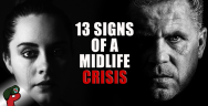 Thumbnail for 13 Signs of a Midlife Crisis | Popp Culture