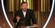Thumbnail for Ricky Gervais kicks off The #GoldenGlobes