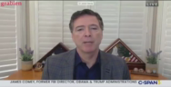"Thumbnail for James Comey ""can't recall"" anything about the Russia probe he oversaw"