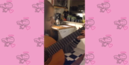 Thumbnail for Ebba Akerlund playing guitar