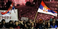 Thumbnail for The People Win As Serbians Force Government to Scrap Curfew - #NewWorldNextWeek
