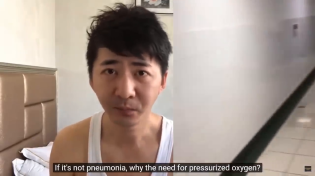 Thumbnail for Chinese guy explains why Wuhan is short of test kits and beds and why the outbreak is more serious than we might think. [English Subs]