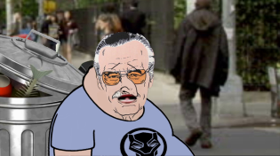 Thumbnail for Stan Lee Reminisces About The Holocaust (Holohoax)