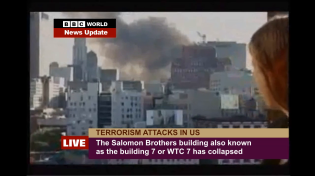 Thumbnail for BBC caught reporting collapse of Building 7 too early