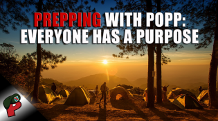 Thumbnail for Prepping with Popp: Everyone Has a Purpose | Live From The Lair