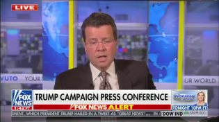 Thumbnail for Fox news cuts away from WH press conference Nov 2020