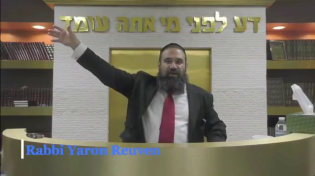 Thumbnail for Rabbi explains why Hitler did what he did
