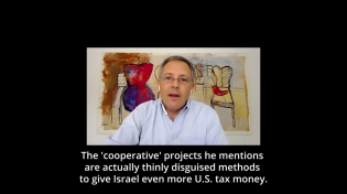 Thumbnail for Israel lobbyist describes ways to procure massive US aid to Israel, despite US recession
