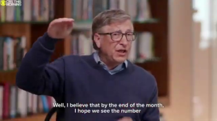 Thumbnail for WHO, Fortune Teller Bill Gates vaccine conspiracy