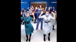 Thumbnail for Safety Dance (Nurse Dance Compilation)