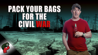 Thumbnail for Pack Up Your Bags For The Civil War | Live From The Lair