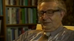 Thumbnail for Hans Eysenck on Race and IQ - Part 2