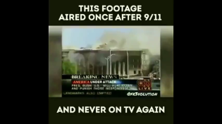 Thumbnail for Rare Footage Of Pentagon On 9/11