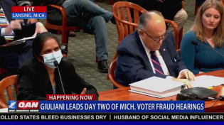 "Thumbnail for Witness in Michigan says she was directed to BACKDATE absentee ballots with the ""phony date of the day"" given to her by a supervisor"