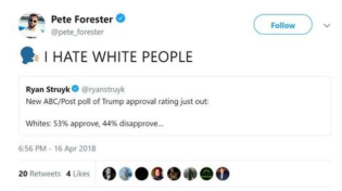 Thumbnail for The Joy of Hating White People