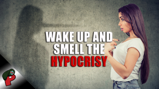 Thumbnail for  Wake Up And Smell The Hypocrisy | Popp Culture