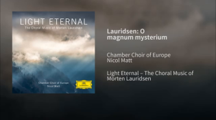 Thumbnail for Morten Lauridsen - O Magnum Mysterium