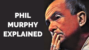 Thumbnail for Retrospective on PHIL MURPHY the New Jersey Governor