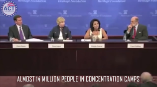 Thumbnail for Brigitte Gabriel Gives BRILLIANT answer about the peaceful Muslim majority